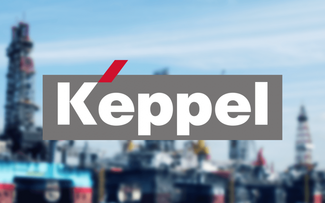 Drone Inspection for offshore & marine industry partnership with Keppel
