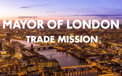 Sky-Futures CEO Joins the Mayor of London Trade Mission to Madrid