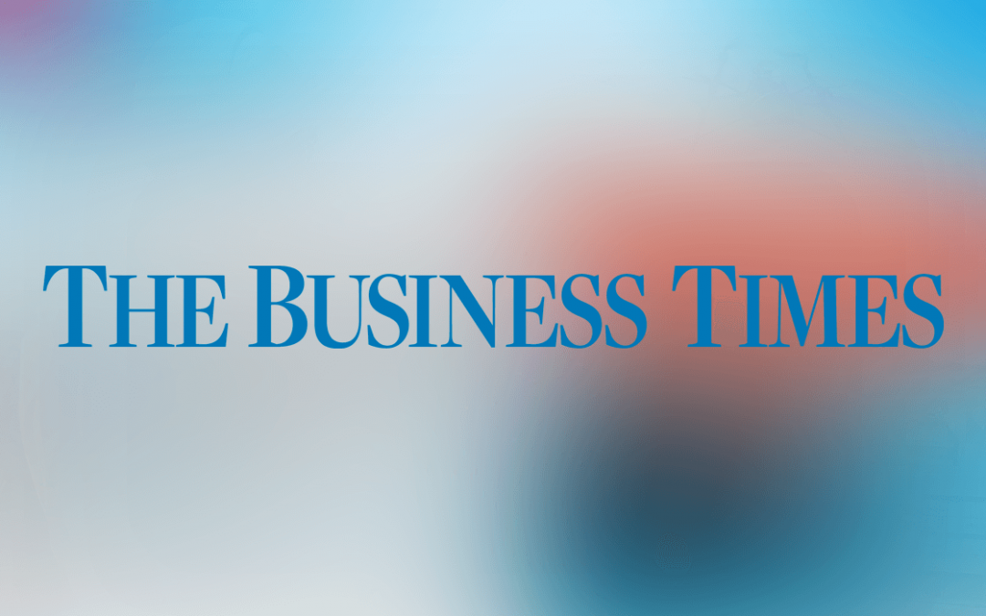 [Infographic] Release the Drones – The Business Times Singapore