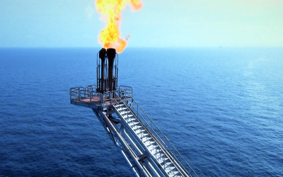 Oil and Gas drone inspection prevents an unscheduled shutdown in Malaysia