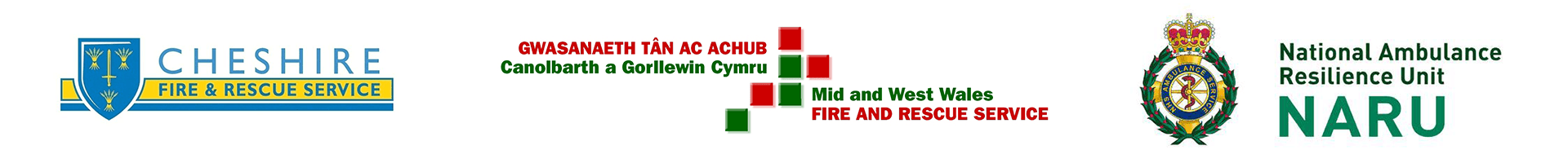 Sky-Futures Drone Training Customer References - Cheshire Fire & Rescue Service Mid and West Wales Fire and Rescue Service National Resilience Unit NARU