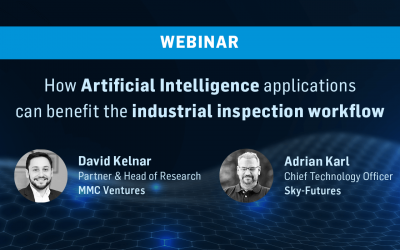 [Webinar] How Artificial Intelligence can benefit the industrial inspection workflow