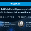 Sky-Futures Webinar - How Artificial Intelligence applications can benefit the industrial inspections
