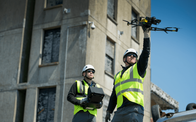 RPAS drone training courses unveiled at partnership launch day with NATS