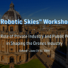 The future of UAV industry at Oxford's first Robotic Skies Workshop