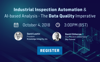 [Webinar] Industrial Inspection Automation & AI-based Analysis – The Data Quality Imperative