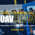 Sky-Futures speak and exhibit at the Commercial UAV Show November 14-15 2018 - Stand 11