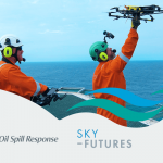 Oil Spill Response Limited OSRL strengthens oil spill response with Sky-Futures' UAV service