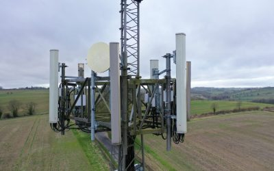 Sky-Futures wins multi-year global telecoms contract for drone-based tower surveys